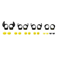 JABRA SPORT PULSE WIRELESS ACCESSORY PACK